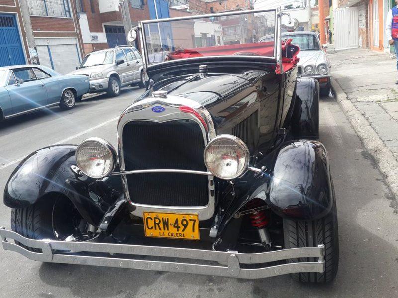 FORD MODELO 22A22-1929-PickUp-Convertible